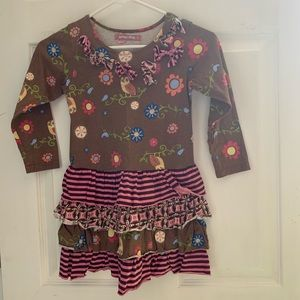 Jelly The Pug Dresses - Jelly The Pug Adorable Ruffle Dress size 6 💕
